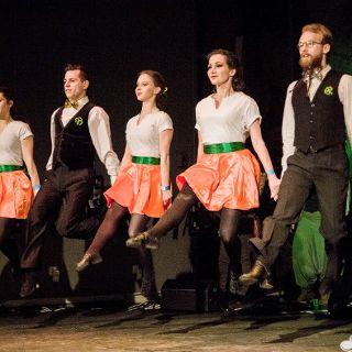 Warsztaty tańca irlandzkiego