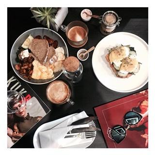 Egg Cafe Restaurante australiano