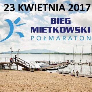 Bieg Mietkowski - Półmaraton
