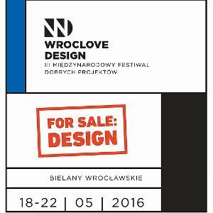 Wroclove Design – Międzynarodowy Festiwal Dobrych Projektów