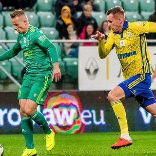 LOTTO Ekstraklasa: WKS Śląsk Wrocław vs. Arka Gdynia