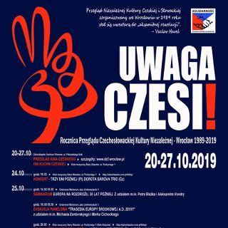 "Festiwal ""Uwaga! Czesi!"""