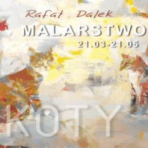 """""""Malarstwo koty"""" premierowa wystawa Rafała Dalka w Arkadach Wrocławskich"""
