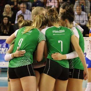 Liga Siatkówki Kobiet: #Volley Wrocław vs. ŁKS Commercecon Łódź