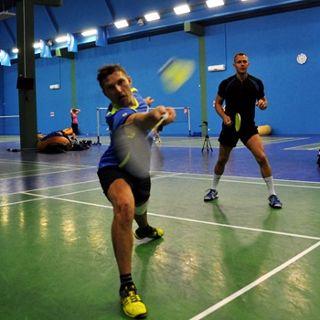 Mistrzostwa Dolnego Śląska Służb Mundurowych w badmintonie