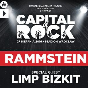 Rammstein i Limp Bizkit - Capital of Rock