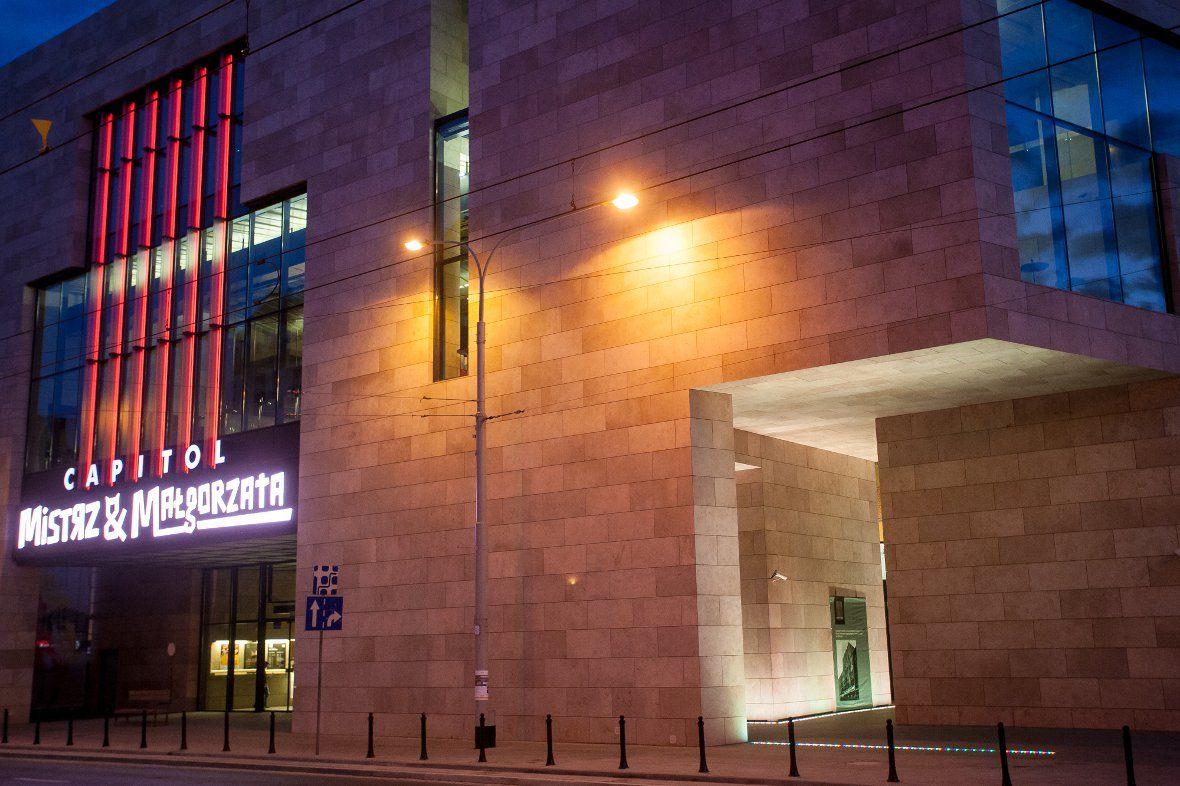 Musical Theatre Capitol Visitwroclaweu