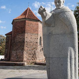 Pomnik papieża Jana XXIII