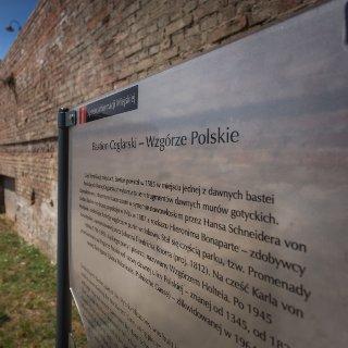 Bastion Ceglarski / Wzgórze Polskie