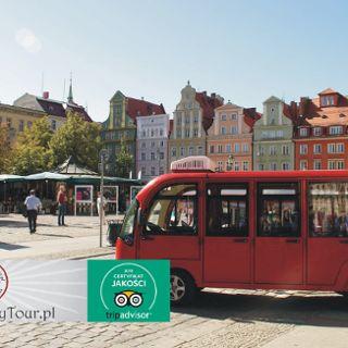 Stadtrundfahrt mit dem E-Auto (1,5 h)