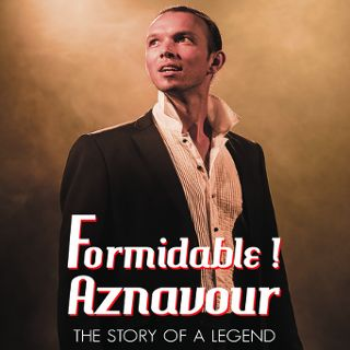 """Formidable! Aznavour – The Story of a Legend"" – koncert"