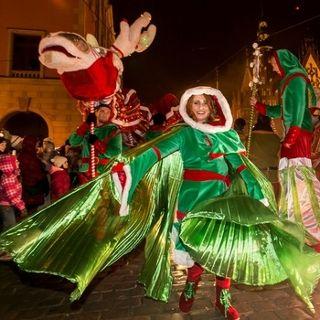 Parada wrocławskich Elfów