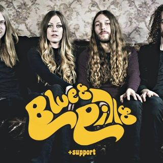 Blues Pills w klubie Alibi