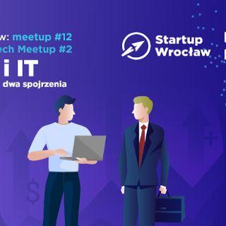 Startup Wrocław: Meetup #12