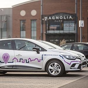 Traficar Wrocław: wypożyczanie auta na minuty