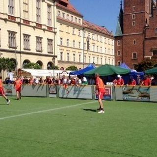 Międzynarodowy Turniej w Piłce Nożnej Ulicznej Bezdomnych we Wrocławiu
