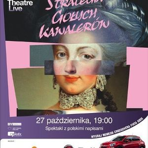 National Theatre: Strategia gołych kawalerów