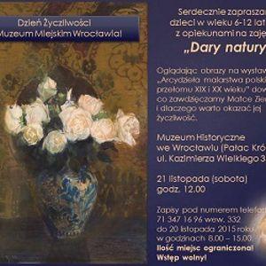 Dzień Życzliwości w Muzeum Miejskim Wrocławia