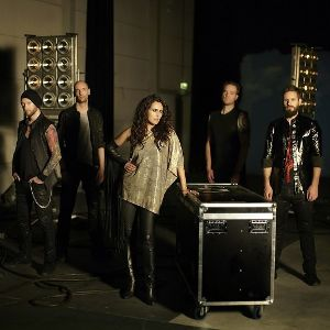 Koncert Within Temptation na Pergoli