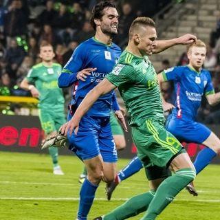 LOTTO Ekstraklasa: Miedź Legnica vs. WKS Śląsk Wrocław