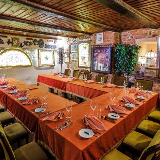 Restaurante Pod Gryfami