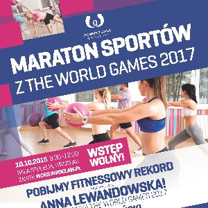 Maraton sportów z The World Games 2017