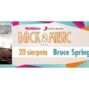 Back2Music Fest: Bruce Springsteen
