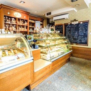 Pastelería-cafetería Marcello Consonni