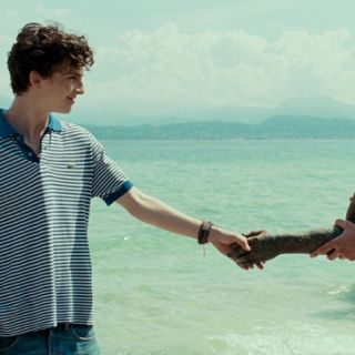Tamte dni, tamte noce. Call Me by Your Name