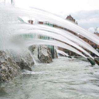 """Zdrój"" Fountain"