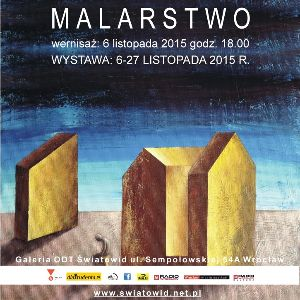 Paweł Piskozub – Malarstwo