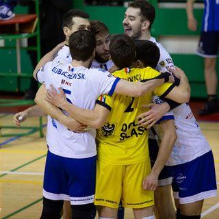 I liga mężczyzn: KS Gwardia Wrocław vs. Exact Systems Norwid Częstochowa