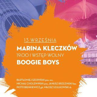 Koncert: Boogie Boys – Marina Kleczków
