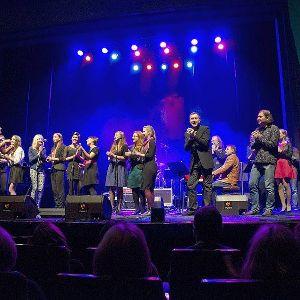 Koncert uczniów i nauczycieli WSJiMR