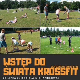 Krossfit Kids na Brochowie – zajęcia sportowe