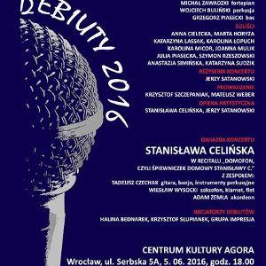Debiuty 2016 – koncert galowy