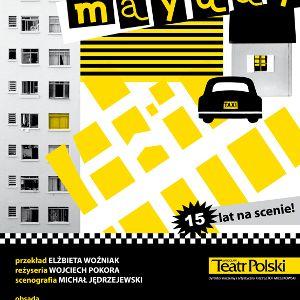 """Spektakl sylwestrowy """"Mayday"""" w Teatrze Polskim"""