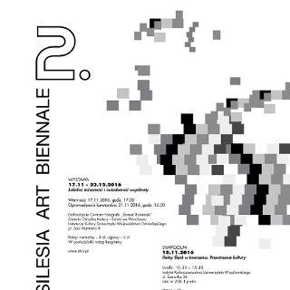 Silesia Art Biennale 2016 - wystawa w Domku Romańskim