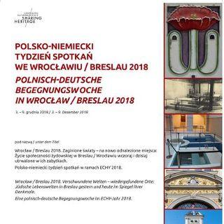 Polsko-niemiecki tydzień spotkań – ECHY 2018