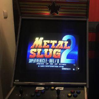 Styczeń z automatami do gier arcade w Muzeum Gier