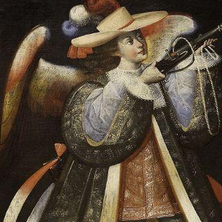 """Wystawa """"Sztuka Wicekrólestwa Peru"""" w Muzeum Narodowym"""
