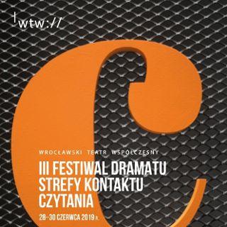 III Festiwal Dramatu STEFY KONTAKTU. Czytania