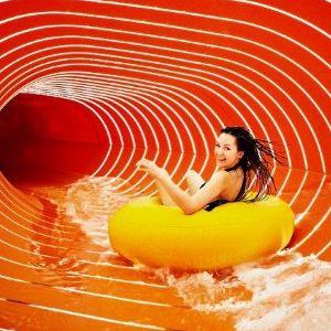 Aquapark Wrocław: Kino plenerowe i inne atrakcje