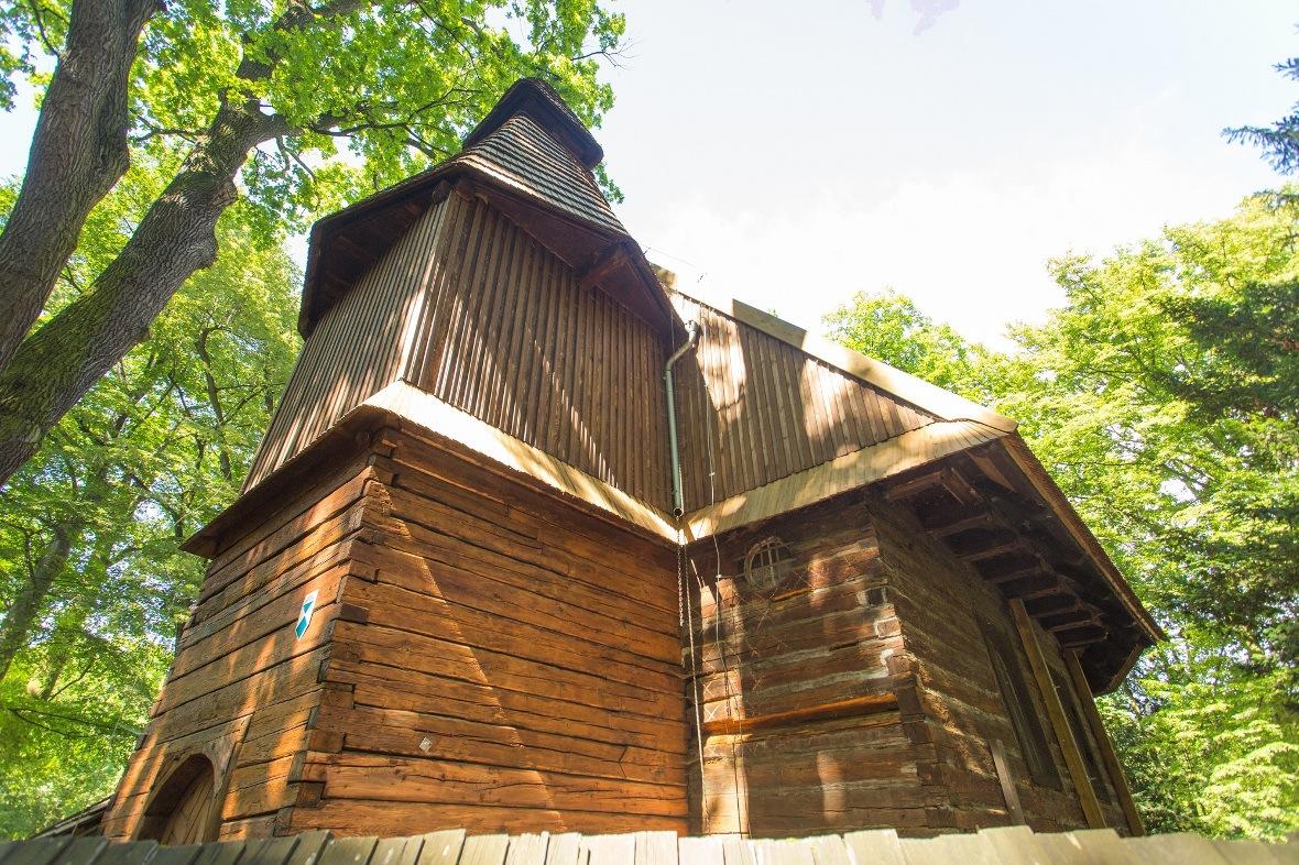 Die Kirche Im Park Szczytnicki Visitwroclaw Eu