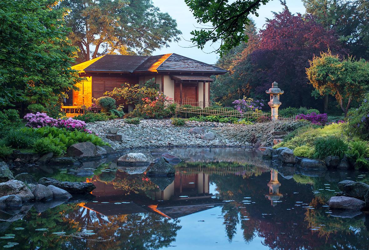 Japanese Garden Wrocław Visitwroclaw Eu