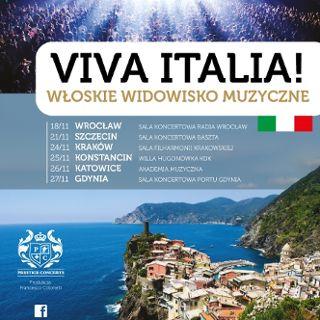 Koncert Viva Italia! w Polskim Radiu