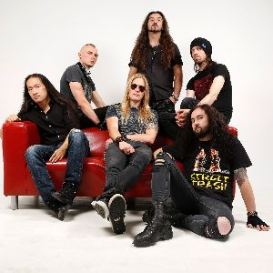 Koncert: DragonForce na Pergoli