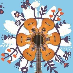 Gitarowy Pierwszy Dzień Wiosny na Wyspie Słodowej