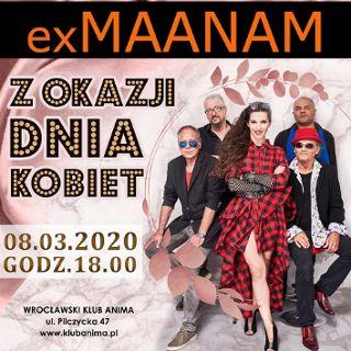 ex Maanam we wrocławskiej Animie