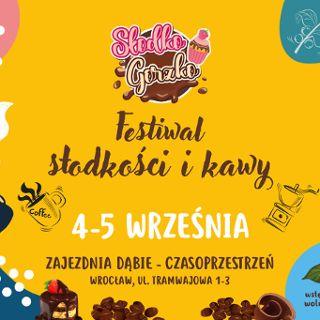 Słodko Gorzko – festiwal rzemieślniczych słodkości, czekolady i kawy